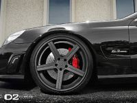 D2Forged Mercedes-Benz SL63 AMG CV2, 9 of 14