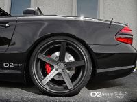 D2Forged Mercedes-Benz SL63 AMG CV2, 10 of 14
