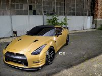D2Forged Nissan GT-R, 1 of 21
