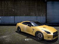 D2Forged Nissan GT-R, 3 of 21