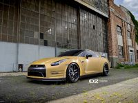 D2Forged Nissan GT-R, 4 of 21