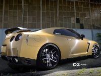 D2Forged Nissan GT-R, 8 of 21