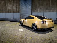 D2Forged Nissan GT-R, 9 of 21