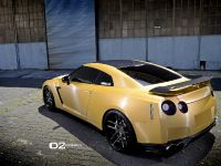 D2Forged Nissan GT-R, 10 of 21