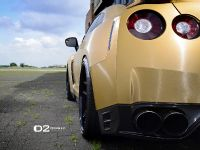 D2Forged Nissan GT-R, 12 of 21