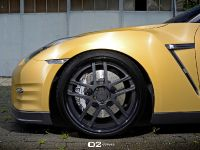D2Forged Nissan GT-R, 13 of 21