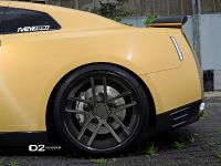 D2Forged Nissan GT-R, 14 of 21
