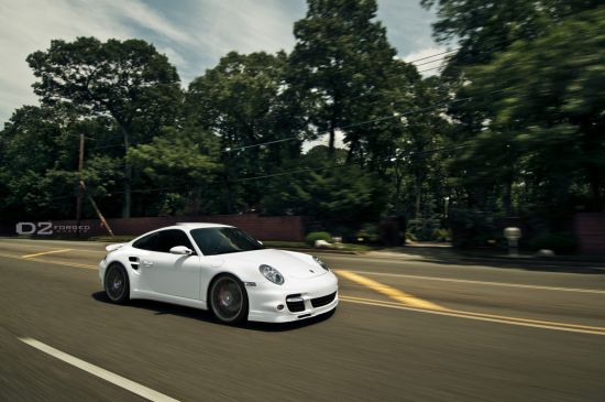 D2Forged Porsche 911 Turbo MB1