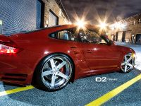D2Forged Porsche 997 Turbo CV2 2012, 6 of 17