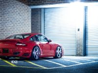 D2Forged Porsche 997 Turbo CV2, 8 of 17