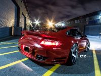 D2Forged Porsche 997 Turbo CV2, 9 of 17