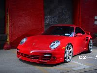D2Forged Porsche 997TT CV13 , 1 of 11