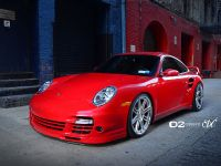 D2Forged Porsche 997TT CV13 , 2 of 11