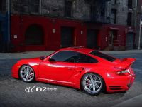 D2Forged Porsche 997TT CV13 , 7 of 11
