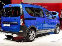 thumbnail image of Dacia Dokker Stepway Paris 2014