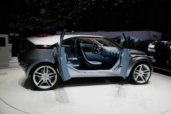 Dacia Duster Concept Geneva