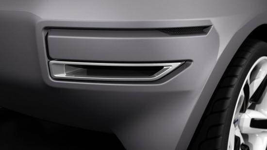 Dacia Duster Crossover Concept
