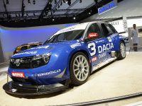 thumbnail image of Dacia Duster Frankfurt 2011