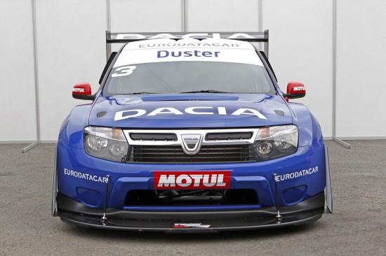 Dacia Duster No Limit Rally Car