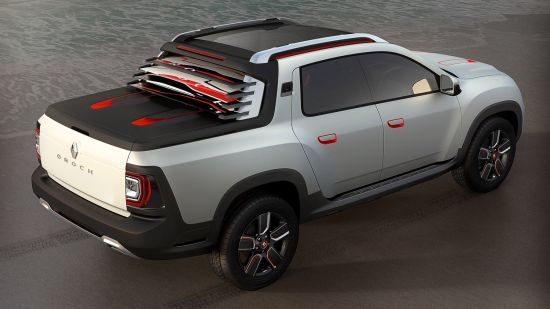 Dacia Duster Oroch Show Car