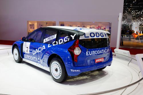 Dacia Lodgy Glace Geneva (2012) - picture 1 of 3