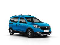 Dacia Lodgy Stepway and Dokker Stepway models , 1 of 6