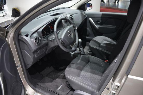 Dacia Logan MCV Geneva