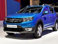 thumbnail image of Dacia Sandero Stepway Paris 2014