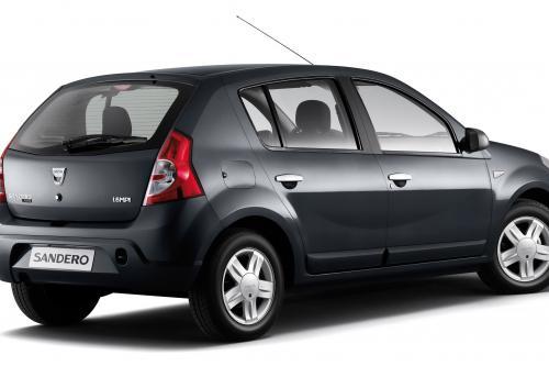 Дизельные версии Dacia Sandero доступны в коммерческой сети