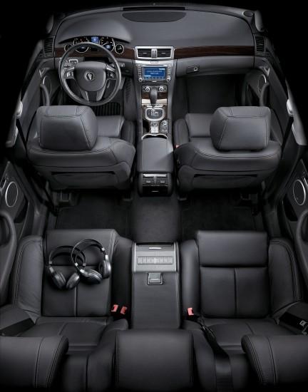 GM Daewoo Veritas