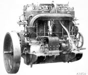 Precision ignition: The low-voltage magneto ignition in the engine of the 35 hp Mercedes (produced from 1901 to 1903).
