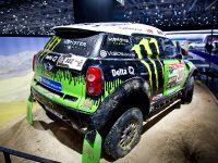 thumbnail image of Dakar MINI Moscow 2012
