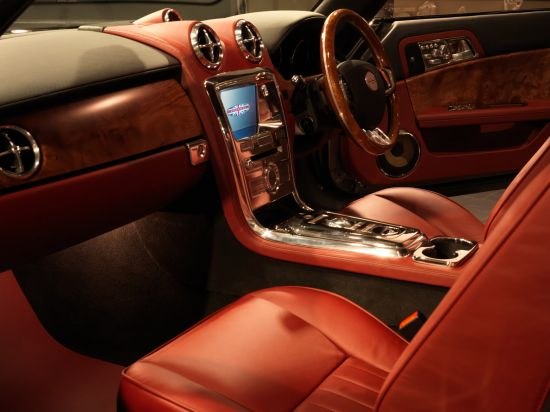 David Brown Automotive Speedback