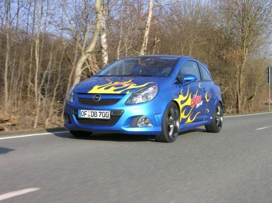 Dbilas Dynamic Opel Corsa OPC