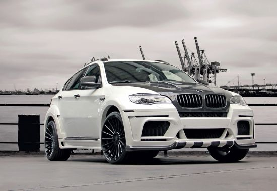 DD Customs BMW X6 M Facelift