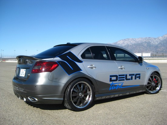 Delta Tech Engineering Suzuki Kizashi