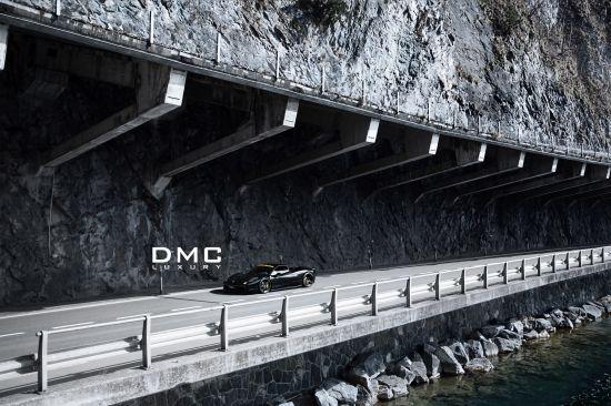 DMC Ferrari 458 Italia Elegante by Igor Stasijevic