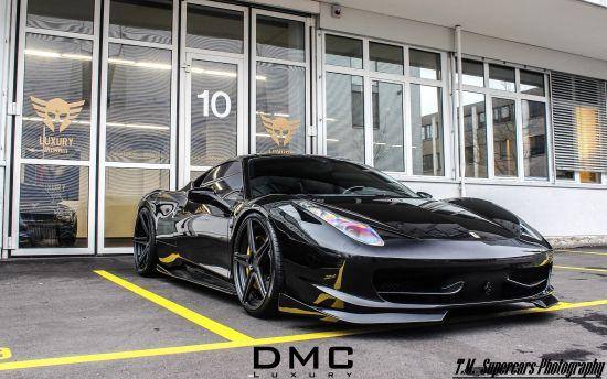 DMC Ferrari 458 Italia ELEGANTE