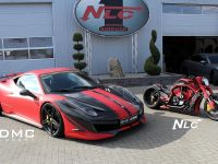 DMC Ferrari 458 Italia Estremo and The Twin Bike, 1 of 5