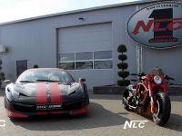 thumbnail image of DMC Ferrari 458 Italia Estremo and The Twin Bike