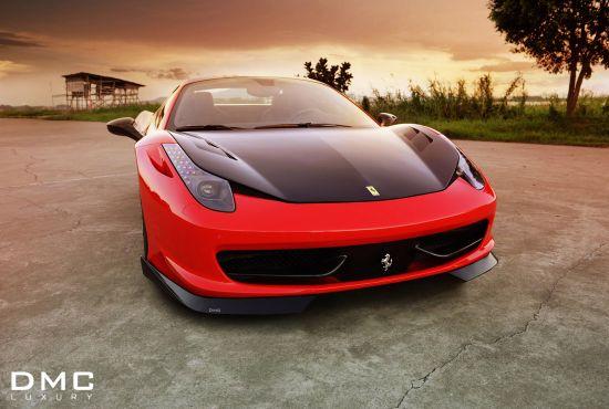 DMC Ferrari 458 Italia Spider