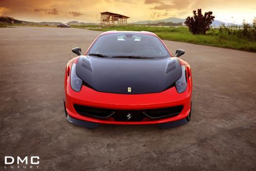DMC трансформирует Ferrari 458 Italia Spider