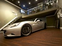 thumbnail image of DMC Ferrari California 3S Silver Carbon Fiber