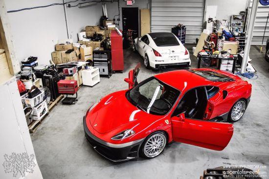 DMC Ferrari F430 Scuderia Carbonio