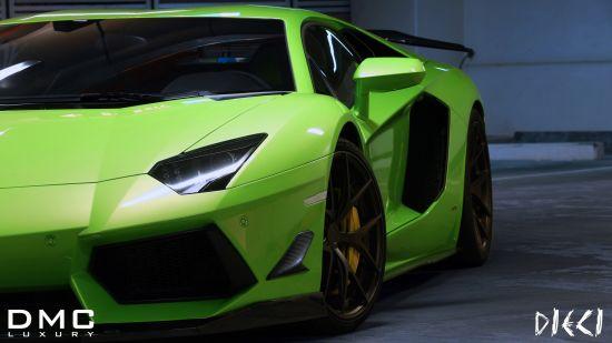 DMC Lamborghini Aventador LP700 DIECI