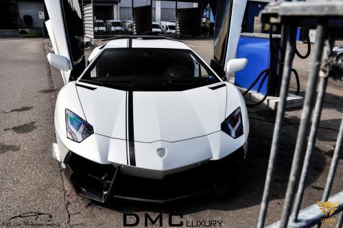 DMC-Релизов, изображений на третьей Lamborghini Aventador LP900 SV Spezial Version