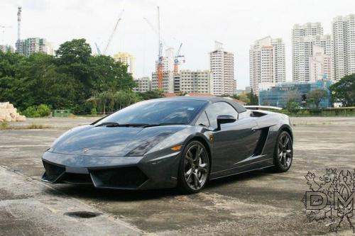DMC Lamborghini Gallardo SOHO, 1 of 5