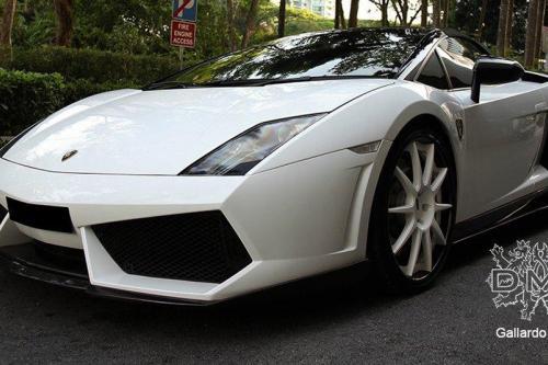 Lamborghini Gallardo Toro DMC
