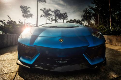 DMC Lamborghini LP700 Molto Veloce сфотографировал Иордании Чонг