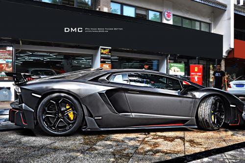 В DMC Lamborghini в LP988 этап 3 салон состоял ГТ: Бог уникальности